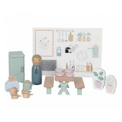 Doll's house Kitchen playset Little Dutch