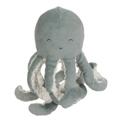 Cuddly toy Octopus Little Dutch - Ocean Mint