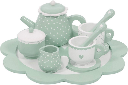 Tea set Little Dutch - Mint