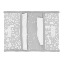 Nappy pouch Little Dutch - Adventure Grey
