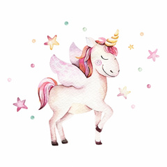Wall stickers Yokodesign® - unicorn