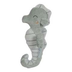 Rattle toy Seahorse Little Dutch - Ocean Mint