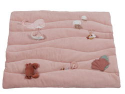 Playpen mat Little Dutch 80x100 – Ocean Pink