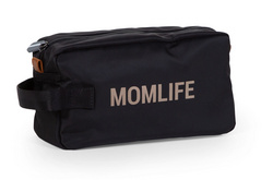 Childhome Momlife Toiletry Bag - Black Gold