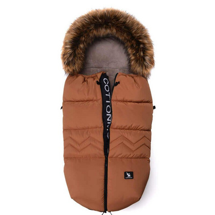 CottonMoose Footmuff Yucon North - Ember
