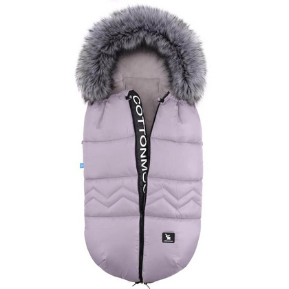 CottonMoose Footmuff Yucon North - Grey