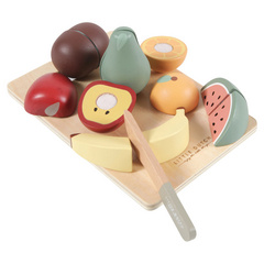 Wooden cutting fruits Little Dutch