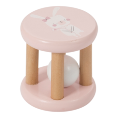 Roller rattle Little Dutch - Pink