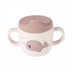 2-handle spout cup Sea friends Powder - Done by Deer