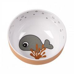 Yummy mini bowl Sea friends Mustard/Grey - Done by Deer