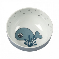 Yummy mini bowl Sea friends Blue - Done by Deer