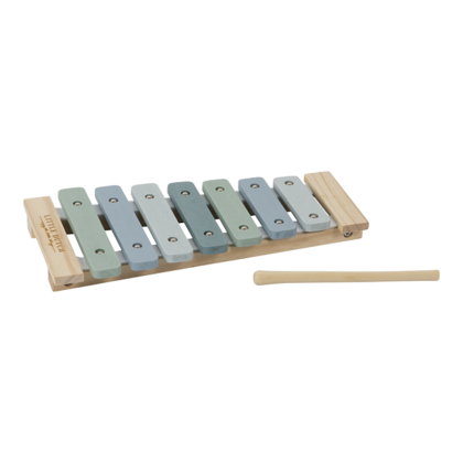 Xylophone Little Dutch - Blue
