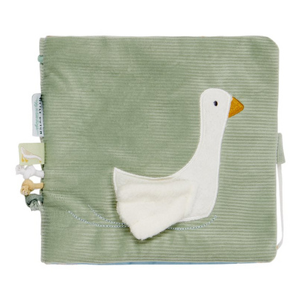 Soft activity book Little Little Dutch - Little Goose