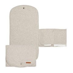 Changing pad comfort Little Dutch - Pure Grey