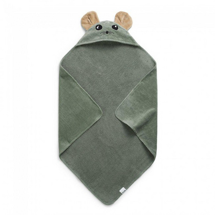 Elodie Hooded Towel Hazy Jade Max