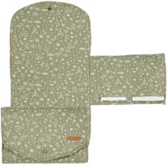 Little Dutch Changing pad comfort - Wild Flowers Olive