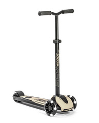 Scoot&Ride Kickboard Highwaykick 5 LED - Ash