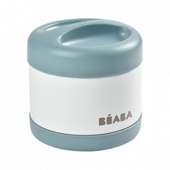 Béaba Thermo-Portion 500 ml grey blue