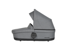 Easywalker stroller bassinet Harvey³ - Fossil Grey