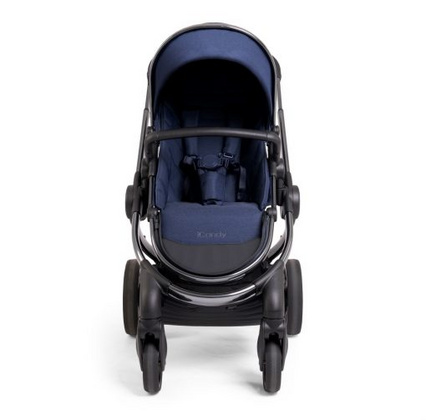 iCandy Peach Pushchair & Carrycot - Phantom Navy Twill