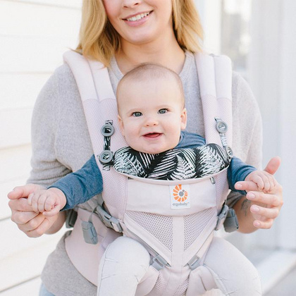 Ergobaby Cool Air Omni 360 baby carrier , Maui