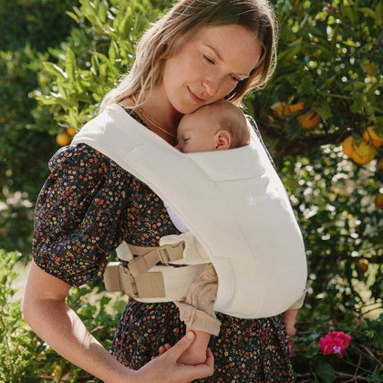Ergobaby Embrace Newborn Carrier Cream