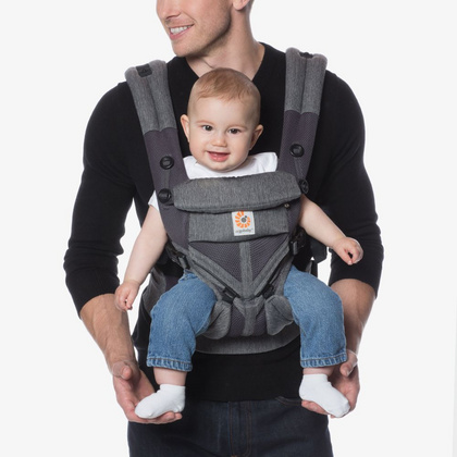 Ergobaby Omni 360 Baby Carrier All-In-One Cool Air Mesh