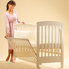 Multifunctional cot Julija