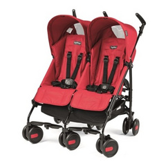 Buggy Pliko Mini Twin