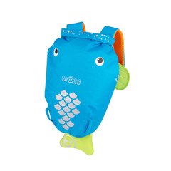 a water resistant backpack Trunki