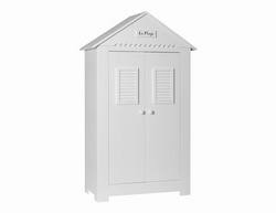 2 door wardrobe Marsylia for kids room