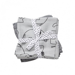 Swaddle 2-pack, Contour - Done by Deer