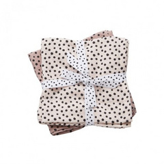 Swaddle 2-pack, Happy Dots - Done by Deer