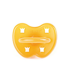 Crown pacifier Hevea (0-3 m)
