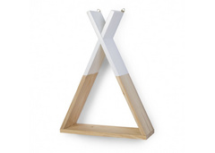 Wall shelf Tipi Childhome.