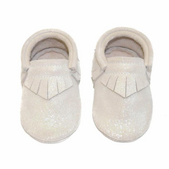 Little Lambo Baby and Toddler Moccasins