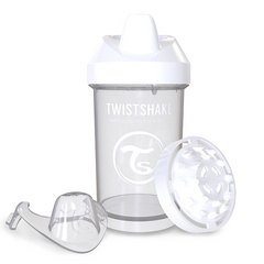 Twistshake Twistshake® Crawler cup 300ml White, twistshake crawler cup