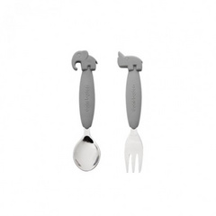 Yummy Easy grip cutlery set