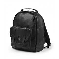 Elodie Details Backpack mini Black Leather