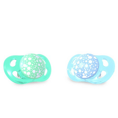 Pacifier Twistshake® Pastel Blue&Green