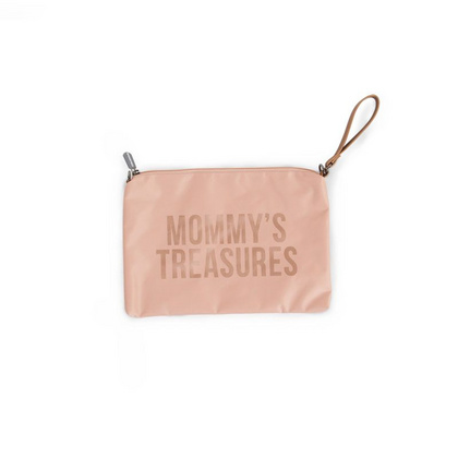 Mommy Treasures Pink-Copper