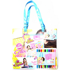 Soy Luna design set and bag