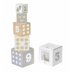 BamBam Wooden Nesting Blocks