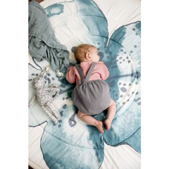 Playmat Elodie Details Embedding Bloom Petrol
