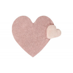 Washable rug Lorena Canals - Puffy Love Nude