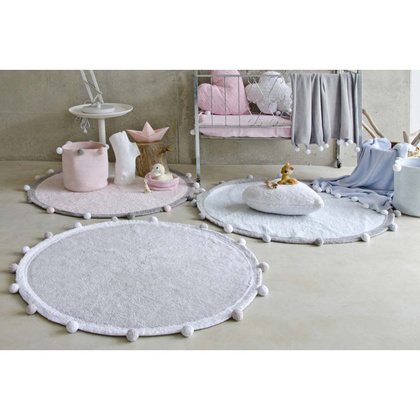 Washable rug Lorena Canals - Bubbly Light Pink
