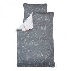 Bedlinen Sleepy Grey - Done by Deer