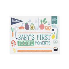 Milestone Baby's First Foodie Moments