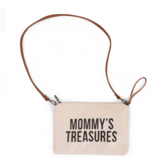 Mommy Treasures Black-Silver