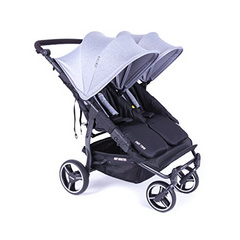 Baby Monsters Easy Twin - Grey